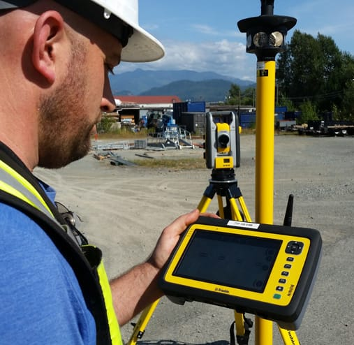 Trimble Robotic Total Station