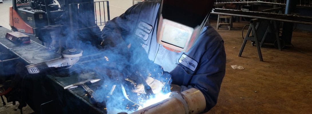 Welding Services in Abbotsford